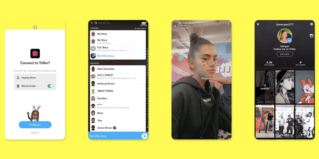Growth Hacking à la Snapchat: Stories in eigene Apps integrieren