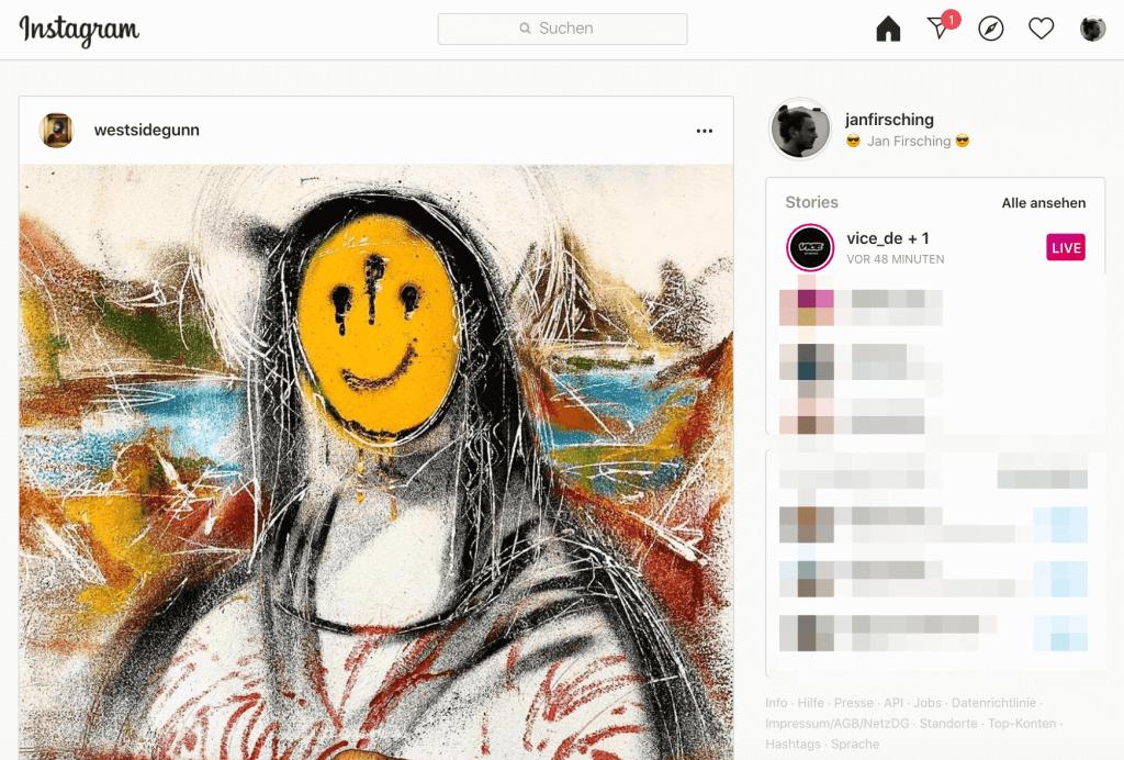 Instagram Live am Desktop: Neues Instagram Feature ermöglicht bessere Live-Übertragung