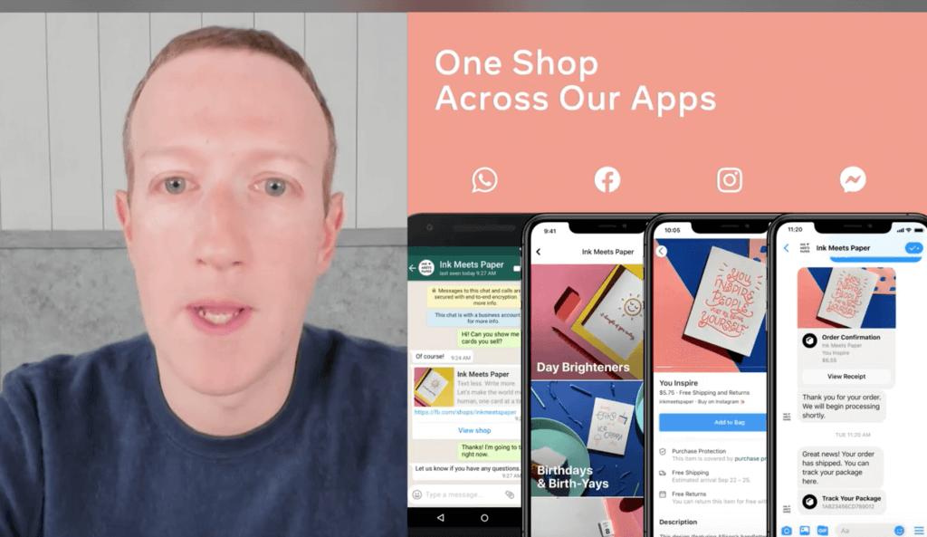 """Facebook Shops: """"schlechte User Experience wird es bei uns nicht geben"""""""