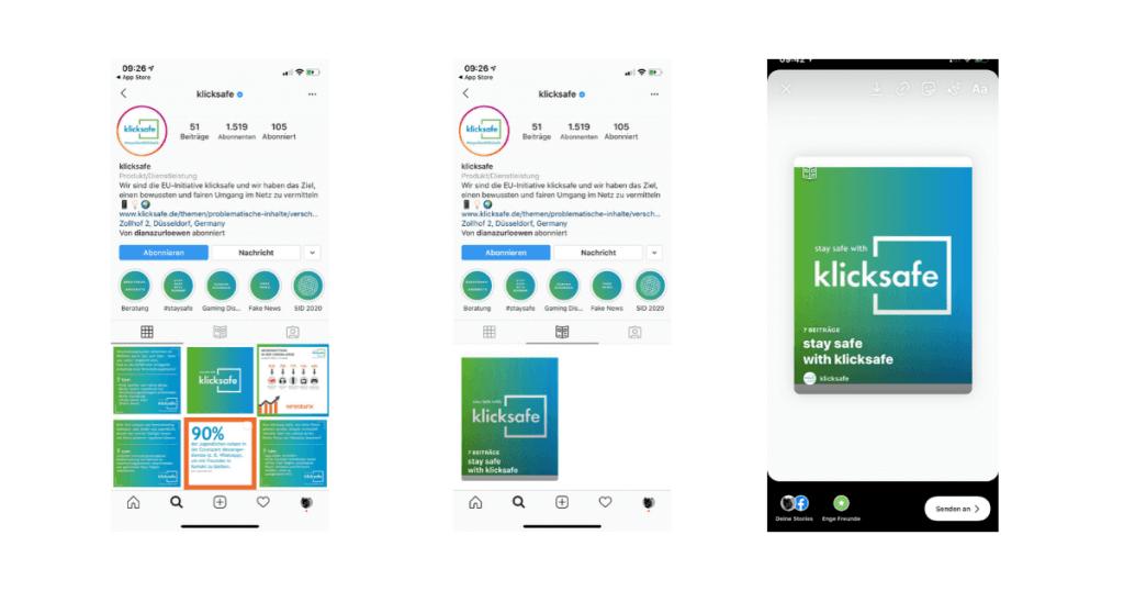Instagram Guides – die neuen Landing Pages auf Instagram