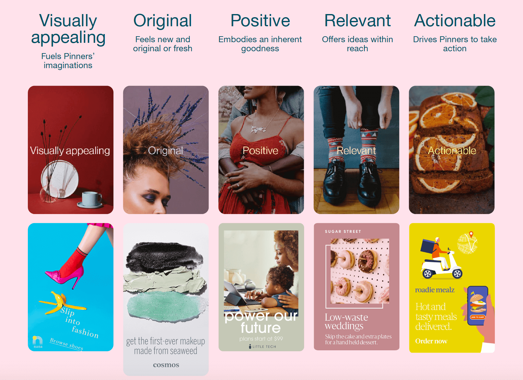 Wie Pins von Marken auf Pinterest besonders auffallen